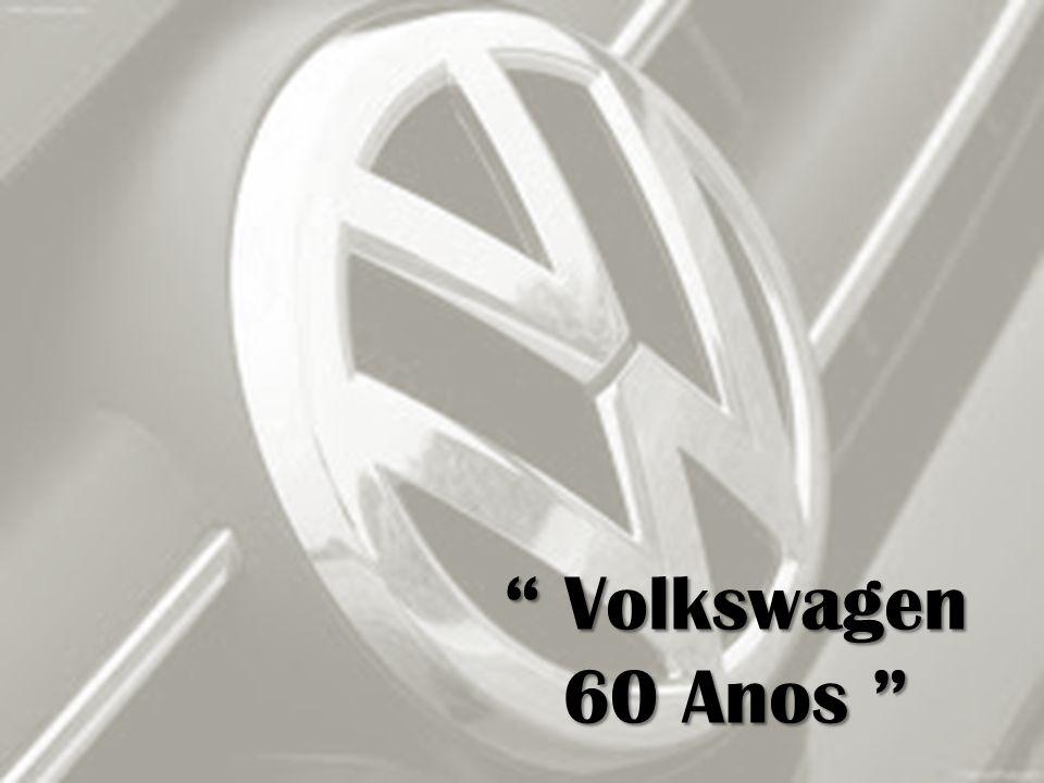 Volkswagen Volkswagen 60 Anos 60 Anos