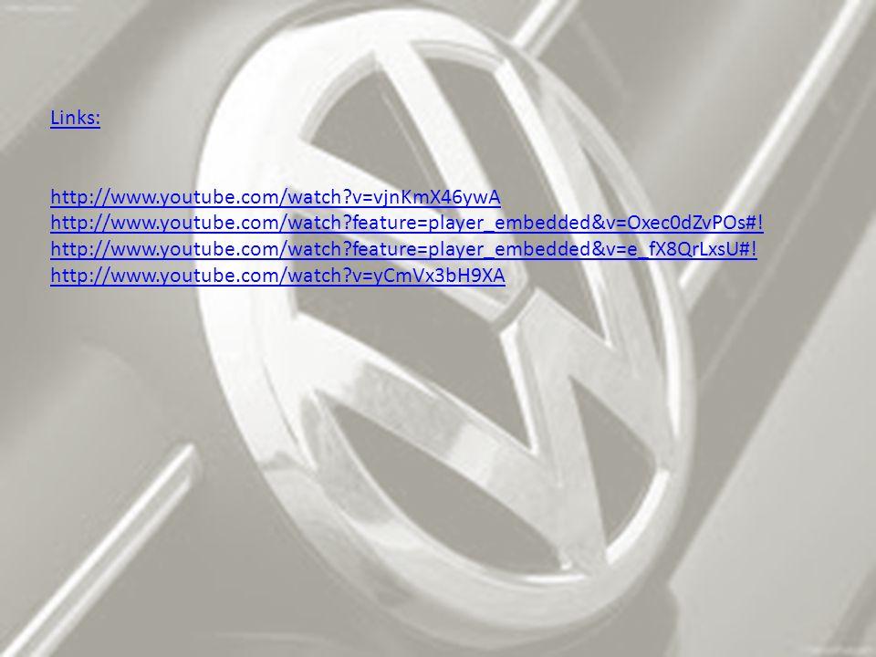 Links: http://www.youtube.com/watch?v=vjnKmX46ywA http://www.youtube.com/watch?feature=player_embedded&v=Oxec0dZvPOs#! http://www.youtube.com/watch?fe