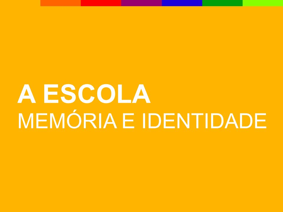 HISTÓRIA DA ESCOLA 1885 É criada a Escola Maria Pia, em homenagem à rainha, ocupando um edifício do Largo do Contador- Mor, em Alfama.