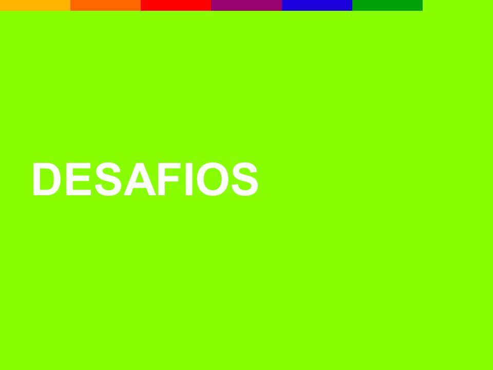 DESAFIOS A ESCOLAQUEM SOMOSRESULTADOS ESCOLARES AVALIAÇÃO INTERNA GESTÃO CURRICULAR PROJETOSDESAFIOS