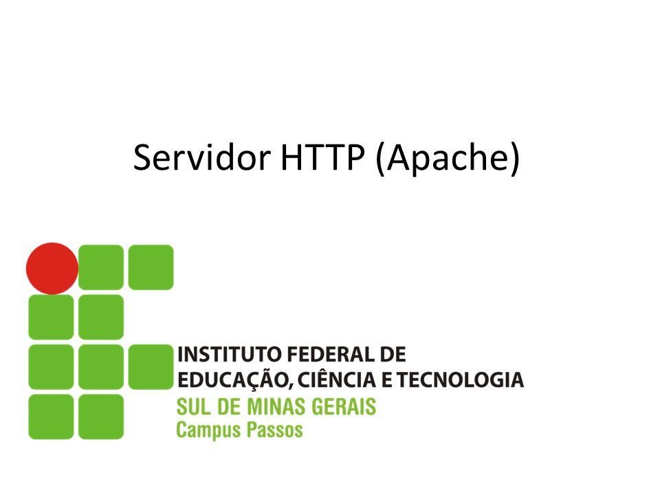 Servidor HTTP (Apache)