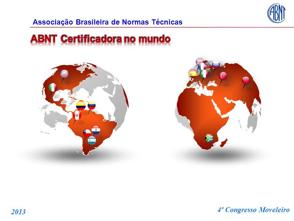 Associação Brasileira de Normas Técnicas 4º Congresso Moveleiro 2013