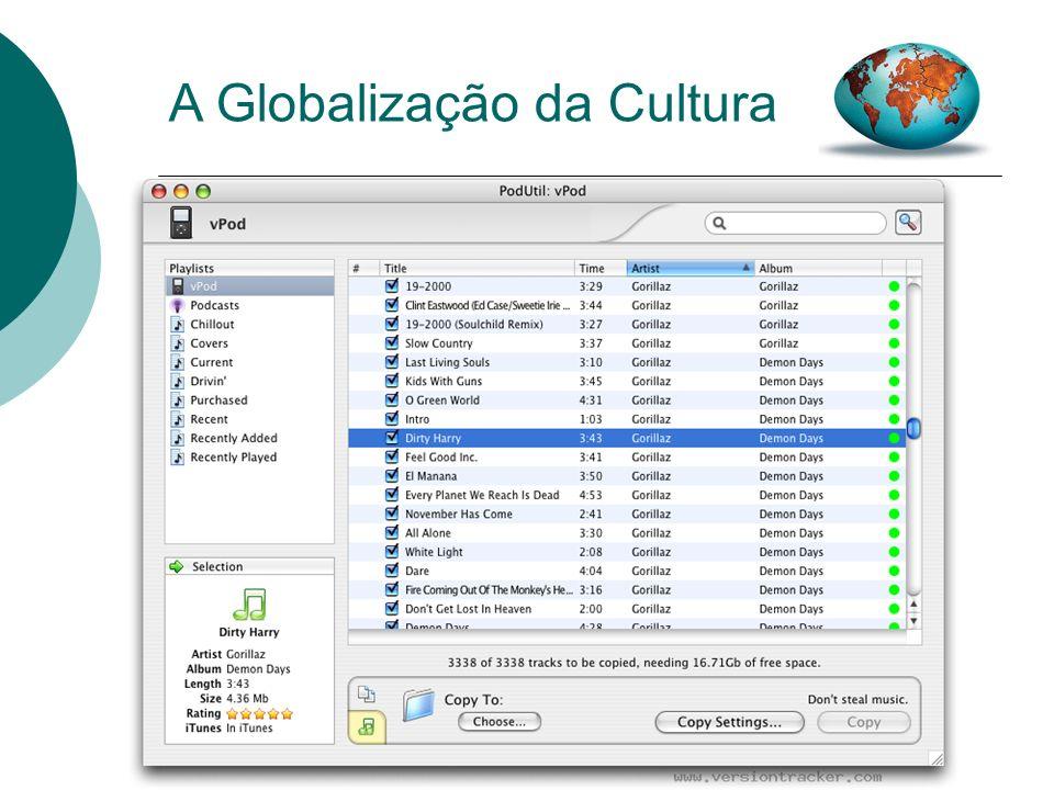 A Globalização da Cultura Portuguesa