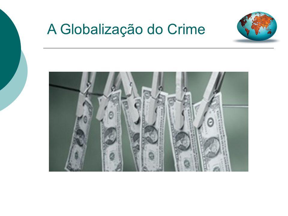 A Globalização do Crime