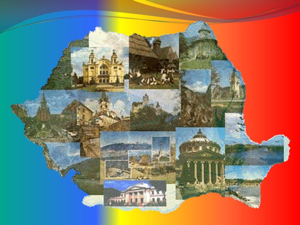 Roménia é dividida em 41 judeţe, ou distritos, e o município de Bucareste Alba Arad Argeş Bac ă u Bihor Bistriţa- N ă s ă ud Botoşani Braşov Br ă ila Buz ă u Caraş- Severin C ă l ă raşi Cluj Constanţa Covasna Dâmboviţa Dolj Galaţi Giurgiu Gorj Harghita Hunedoara Ialomiţa Iaşi Ilfov Maramureş Mehedinţi Mureş Neamţ Olt Prahova Satu Mare S ă laj Sibiu Suceava Teleorman Timiş Tulcea Vaslui Vâlcea Vrancea