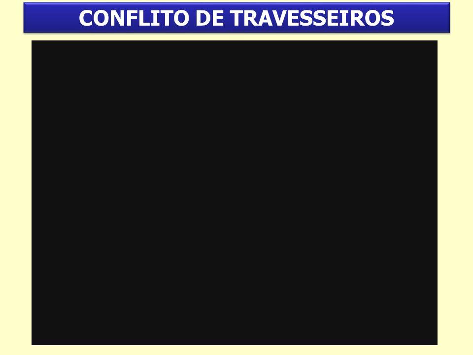 CONFLITO DE TRAVESSEIROS
