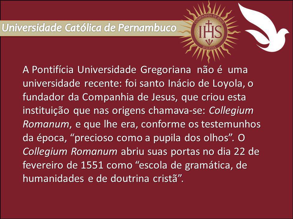 Rapidamente ele foi chamado Universitas Nationum por causa da diversidade das origens de seus estudantes: desde 1572 havia 920 estudantes e, em 1600, mais de 2000.
