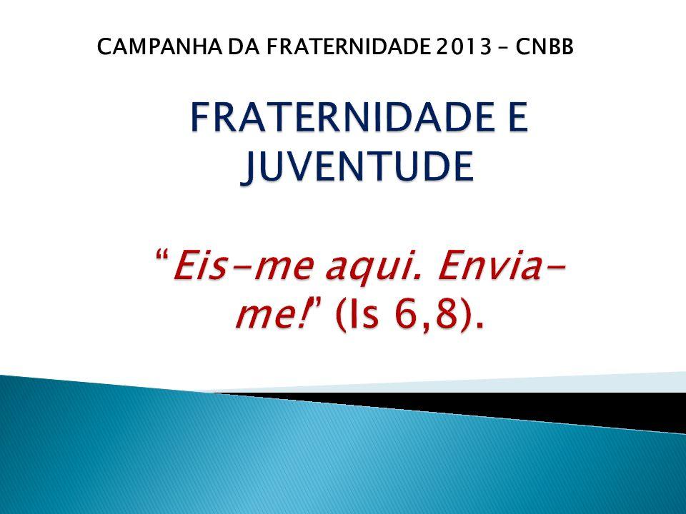 CAMPANHA DA FRATERNIDADE 2013 – CNBB