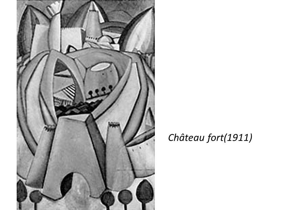 Château fort(1911)