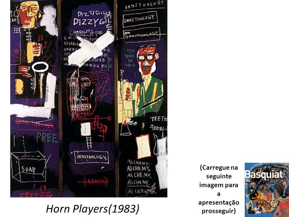 Horn Players(1983) (Carregue na seguinte imagem para a apresentação prosseguir)