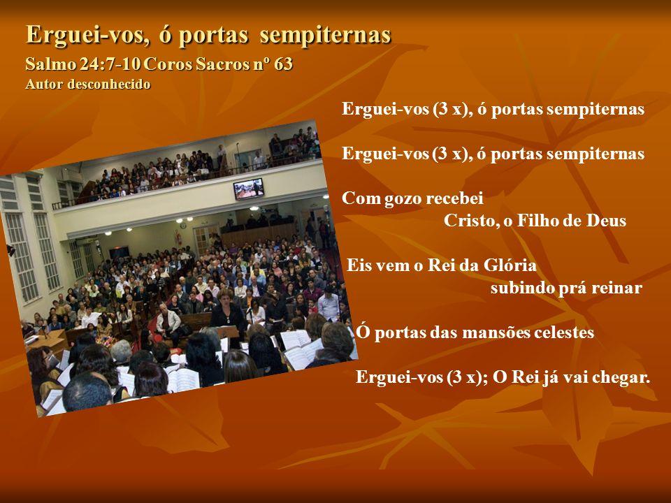 70 Anos Coro da Igreja Igreja Batista Itacuruçá na Tijuca - RJ Igreja Batista Itacuruçá na Tijuca - RJ 06/Jun/2010 Visite-nos... Sua presença muito no