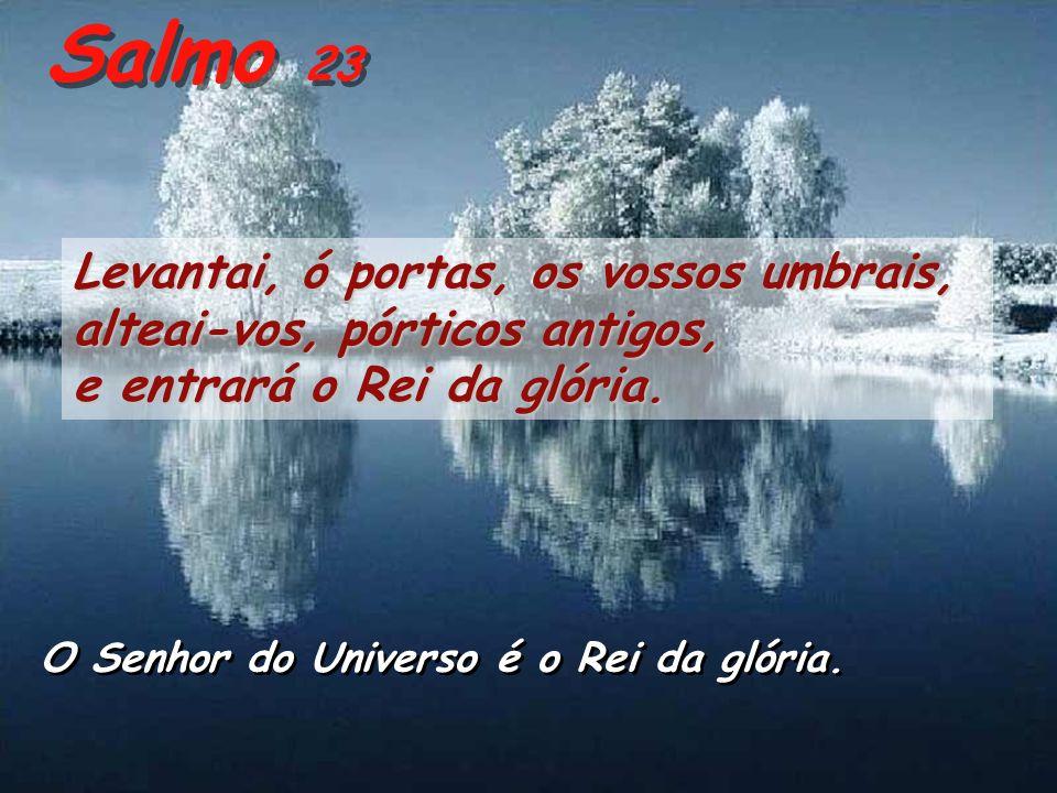 Vou enviar o meu mensageiro Ml 3,1-4 Eis o que diz o Senhor Deus: 1 «Vou enviar o meu mensageiro, para preparar o caminho diante de Mim. Imediatamente