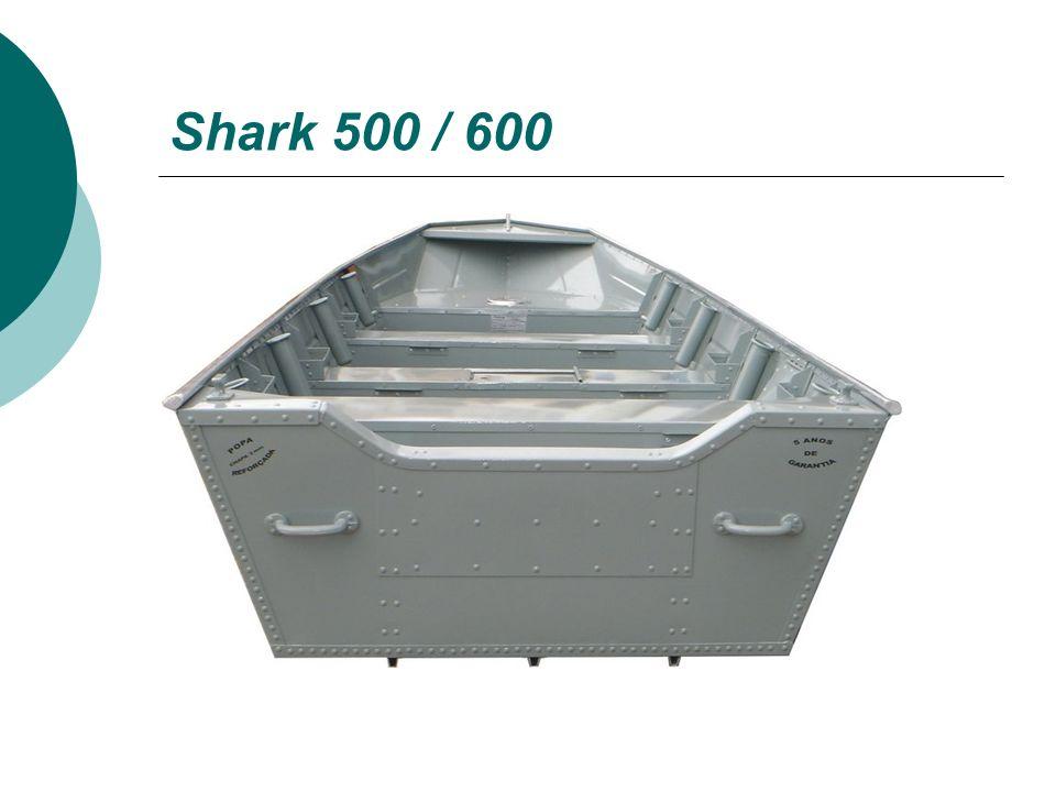Shark 500 / 600