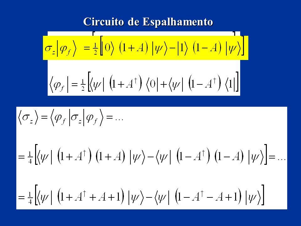 v Calculando