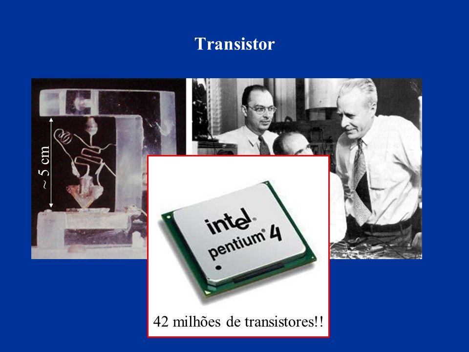Computação Quântica e Informação Quântica Qualquer objeto quântico com dois estados bem definidos pode representar uma unidade de Informação Quântica, o bit quântico – qbit.