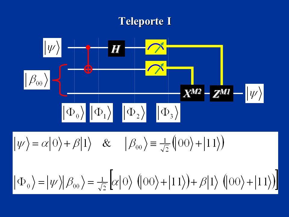 Teleporte I H X M2 Z M1