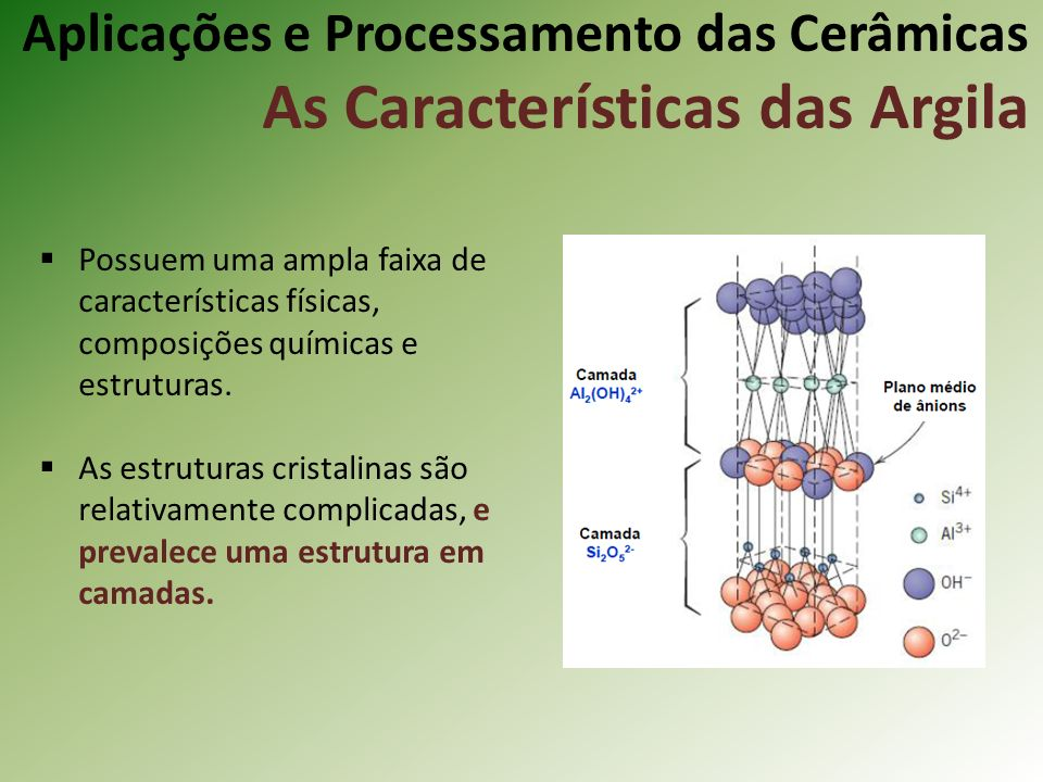 Possuem uma ampla faixa de características físicas, composições químicas e estruturas.