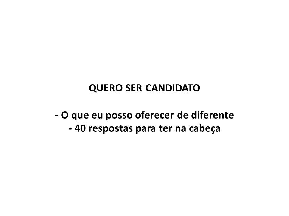 SESSÃO CINEMINHA Meia horinha de exemplos de atitudes em campanhas eleitorais.