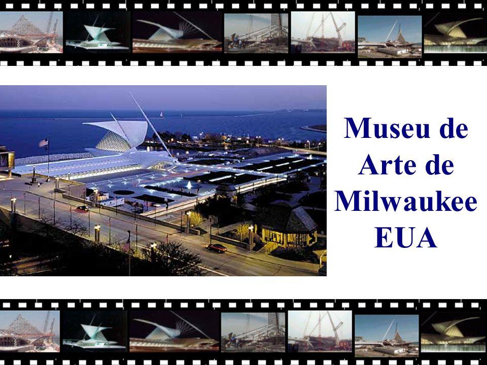 Museu de Arte de Milwaukee EUA