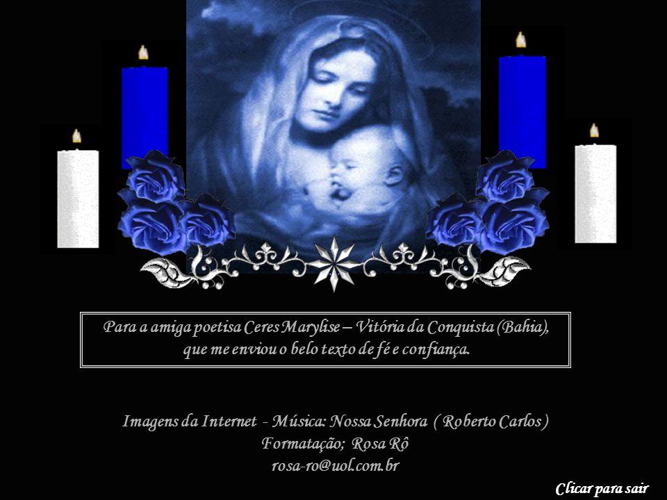 Deus lhe abençoe. Viver muitas maravilhas juntos com a graça do Senhor, com intercessão de Santa Maria, Mãe de Deus e Nossa Mãe. Com toda a minha grat