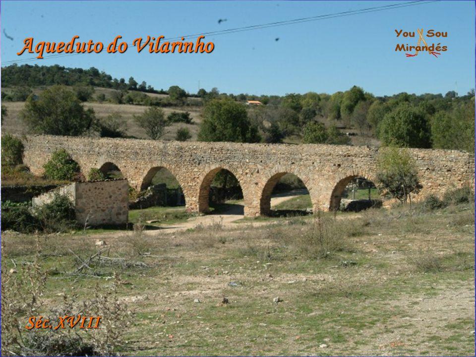 Aqueduto do Vilarinho Séc. XVIII