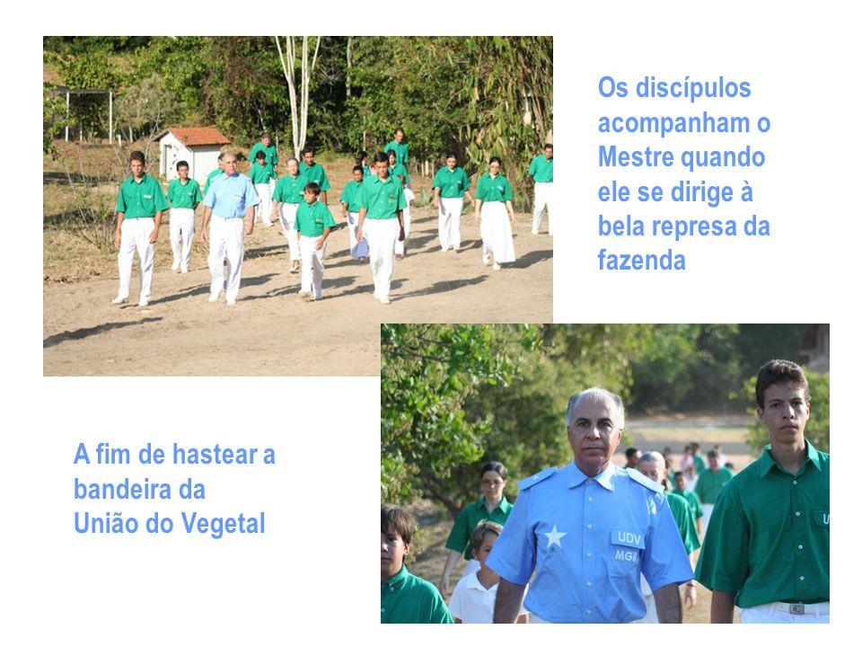Aniversário de 25 anos de constituição do Centro Espiritual Beneficente União do Vegetal Luz Paz e Amor