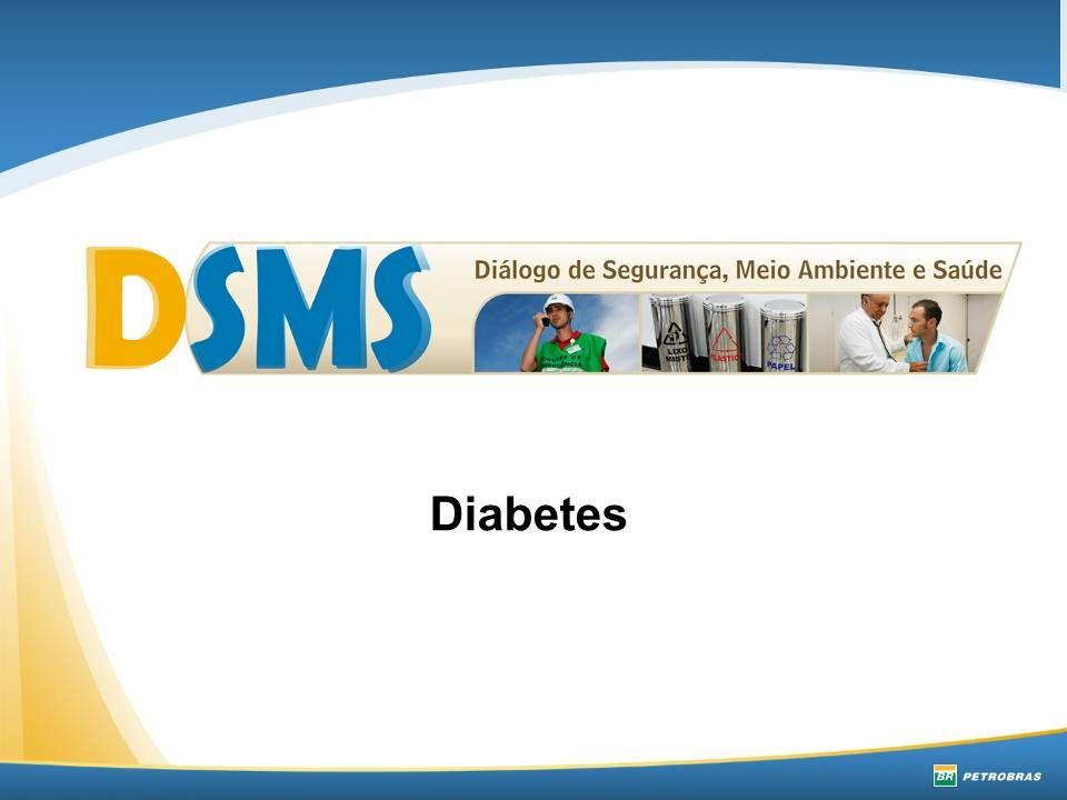 É uma doença de causa múltipla, em que o organismo não produz insulina ou não consegue utilizá-la de forma adequada, levando ao aumento dos níveis de glicose no sangue.