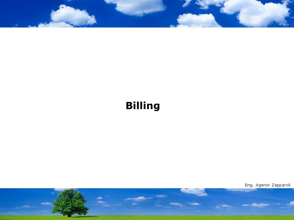 Billing Eng. Agenor Zapparoli