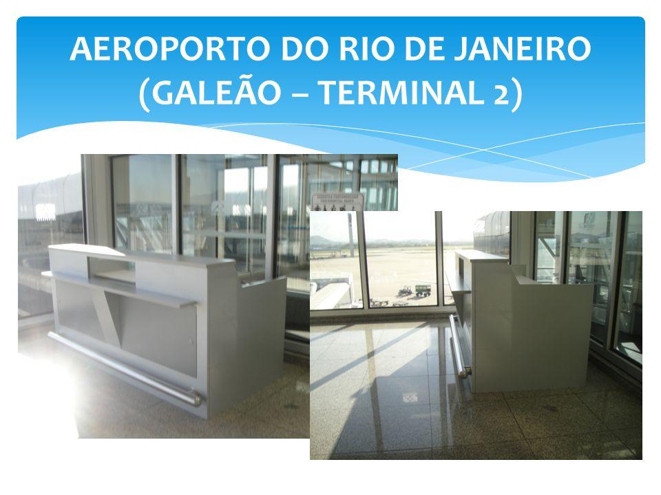 AEROPORTO DO RIO DE JANEIRO (GALEÃO – TERMINAL 2)