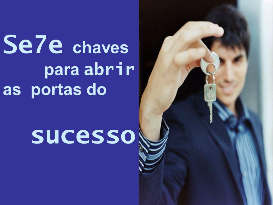 Se7e chaves para abrir as portas do sucesso