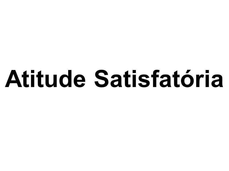 Atitude Satisfatória