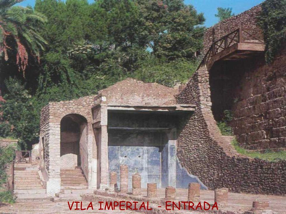 VILA IMPERIAL - ENTRADA