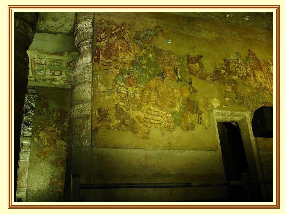 Murais bem conservados