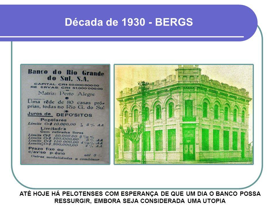 Porém havia a necessidade de um banco que ampliasse o crédito e financiamento do setor rural, em constantes crises Para isso, em 1928, foi criado o Ba