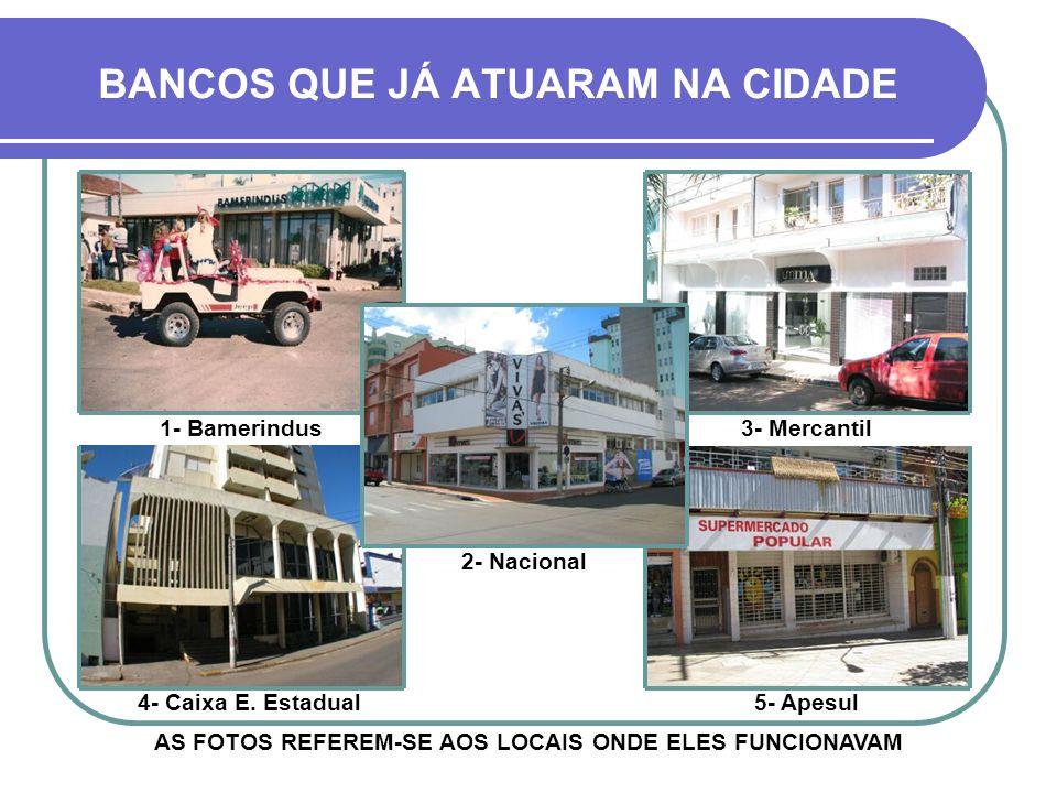 O Banco Meridional encerra, desta forma, a triste síntese da história do capital bancário gaúcho, hoje sendo representado apenas pelo BANRISUL CAPÍTUL
