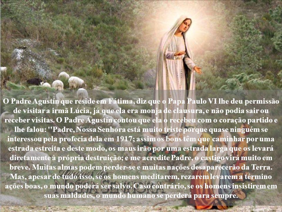 Tudo isso está nas Escrituras Sagradas, veja no Novo Testamento: - S.