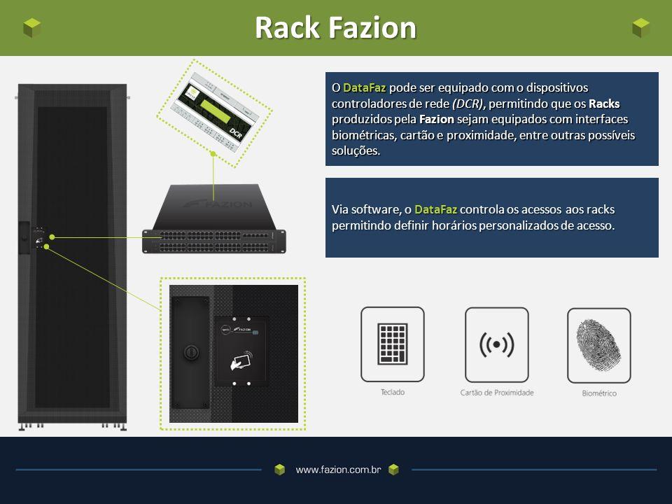 DataFaz – Sistema de Gestão Gerencia Múltiplos Data Centers e Ambientes Alertas via SMS, E-mail e Sonoro.