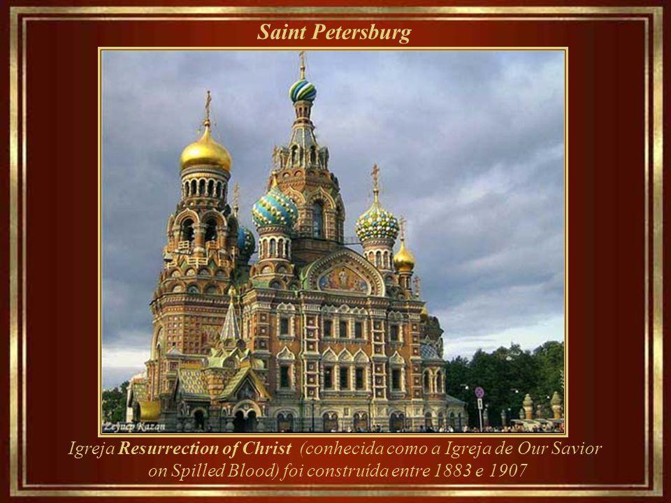 Saint Petersburg Palácio Peterhof - um quarto de dormir