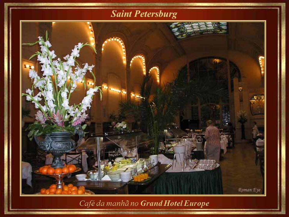 Saint Petersburg Grand Hotel Europe
