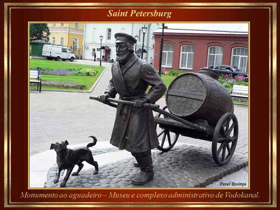 Saint Petersburg O mais suntuoso palácio não imperial, foi construído em 1760; em 1830 foi comprado pelo Duque N.B.