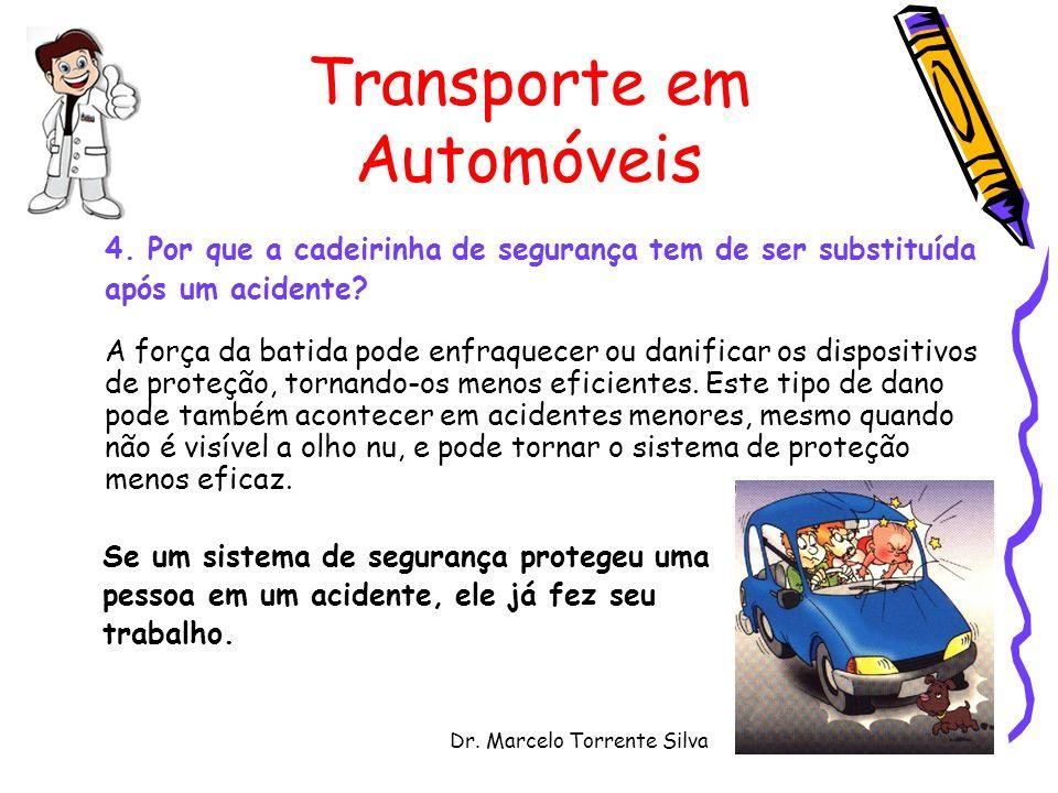 Dr.Marcelo Torrente Silva Transporte em Automóveis 4.