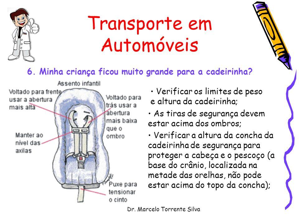 Dr.Marcelo Torrente Silva Transporte em Automóveis 6.