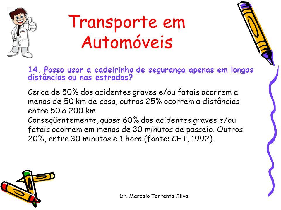 Dr.Marcelo Torrente Silva Transporte em Automóveis 14.