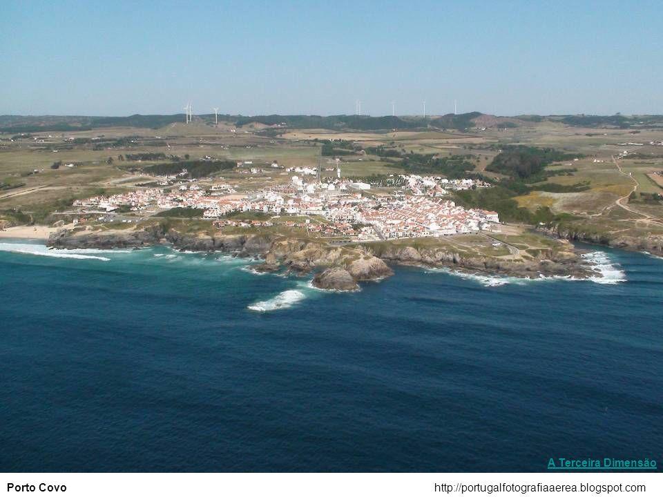 http://portugalfotografiaaerea.blogspot.comZambujeira do Mar A Terceira Dimensão