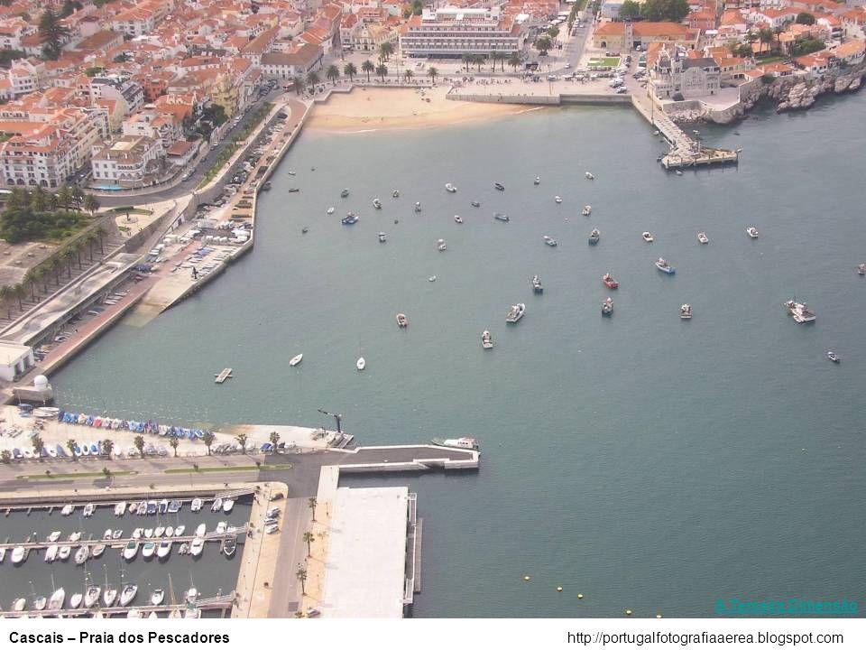 http://portugalfotografiaaerea.blogspot.comCascais – Centro A Terceira Dimensão