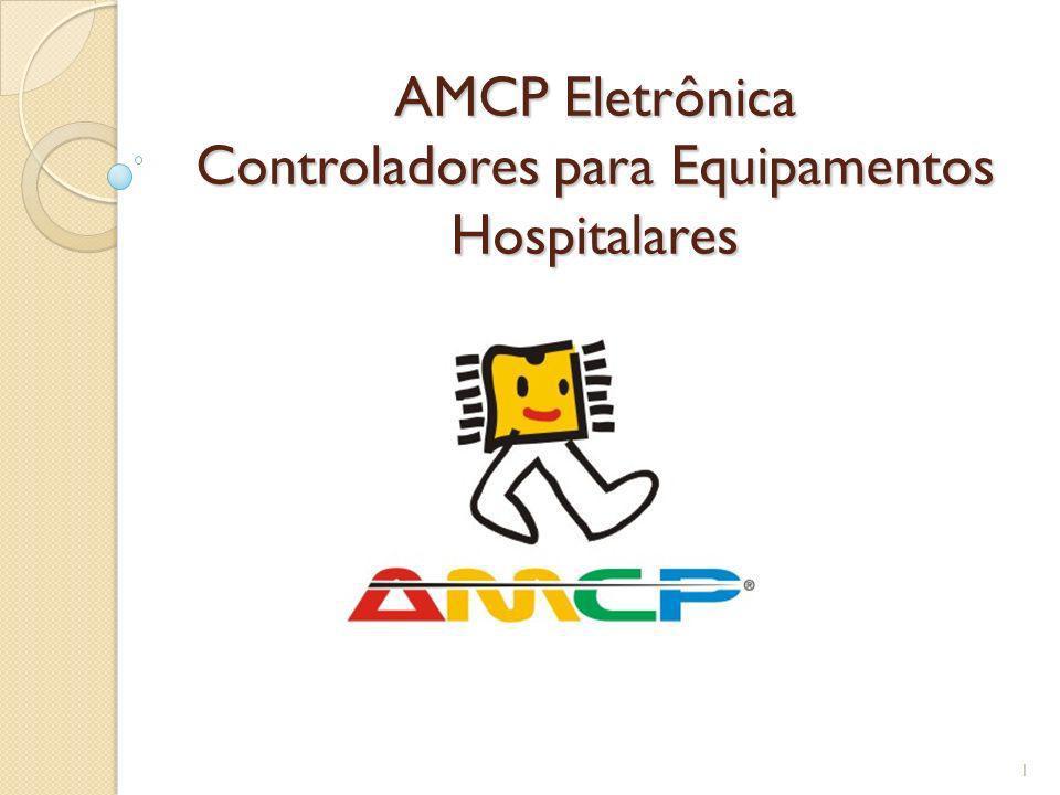 AMCP Eletrônica Controladores para Equipamentos Hospitalares 1