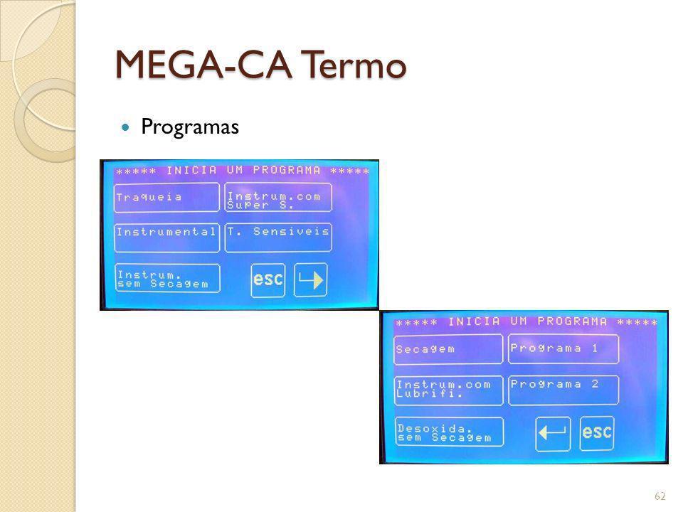 MEGA-CA Termo Programas 62