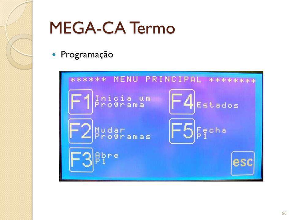 MEGA-CA Termo Programação 66