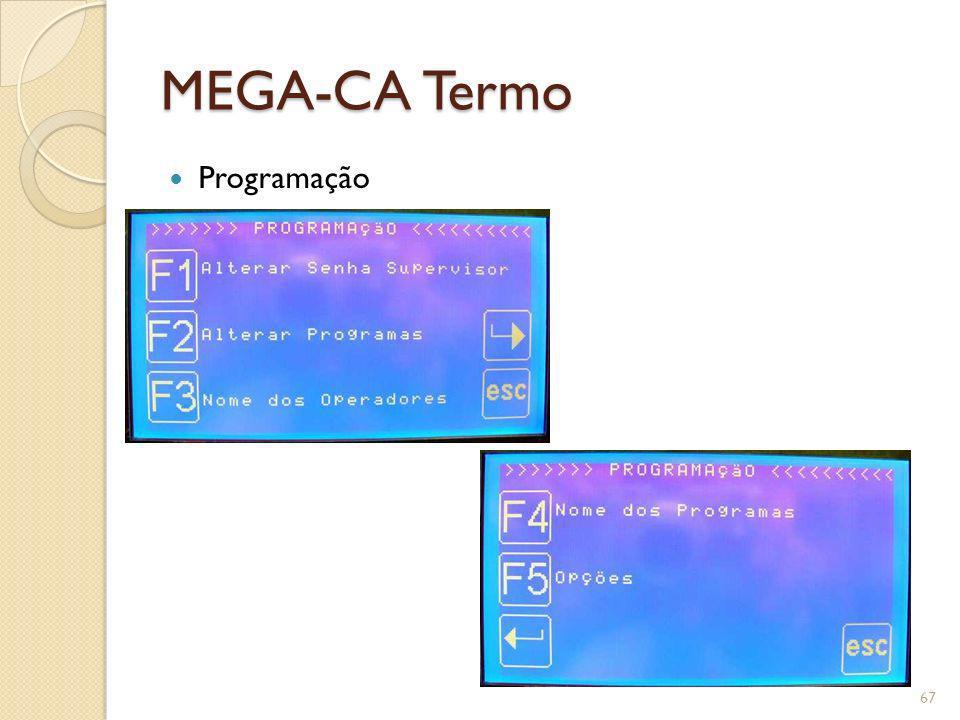 MEGA-CA Termo Programação 67