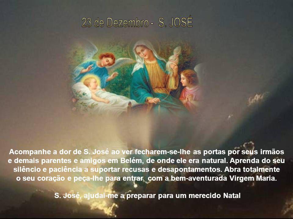 Convide os anjos a adorar a Deus consigo.